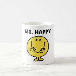 Mr. Happy   Giant Smiley Face Coffee Mug