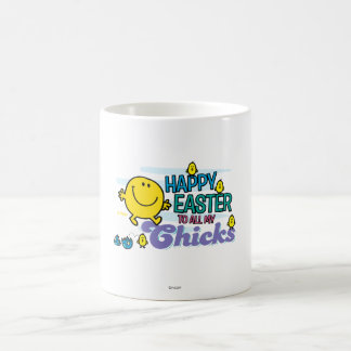 Mr. Happy | Happy Easter To All My Chicks Coffee Mug