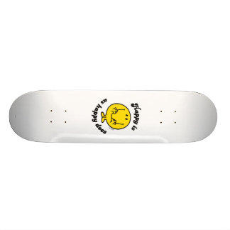 Mr. Happy | Happy Is As Happy Does Skate Boards