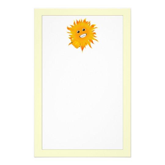 Mr Happy Sunshine - Thumbs Up Stationery