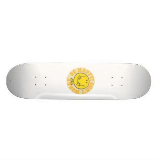 Mr. Happy's Happy Motto Skateboard Decks
