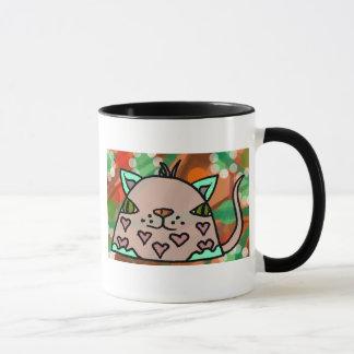 Mr Hearts II Mug