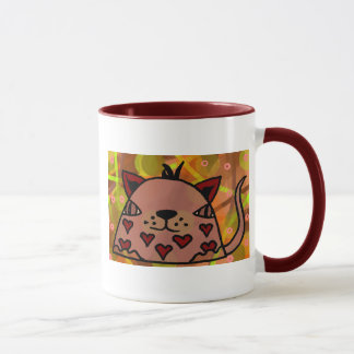 Mr Hearts Mug