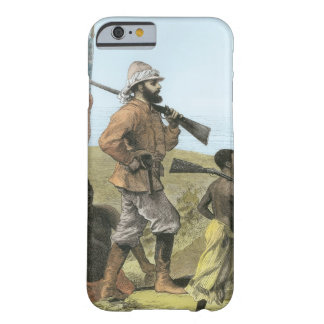 Mr. Henry Morton Stanley (1841-1904) Approaching L Barely There iPhone 6 Case