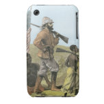 Mr. Henry Morton Stanley (1841-1904) Approaching L iPhone 3 Case-Mate Cases