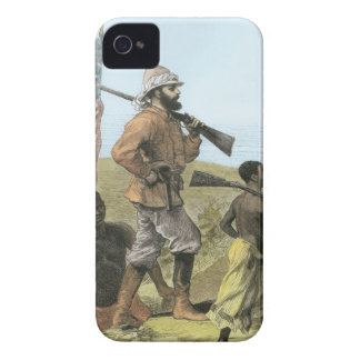 Mr. Henry Morton Stanley (1841-1904) Approaching L iPhone 4 Case