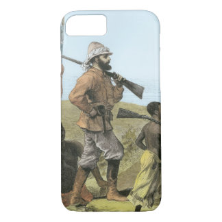 Mr. Henry Morton Stanley (1841-1904) Approaching L iPhone 7 Case