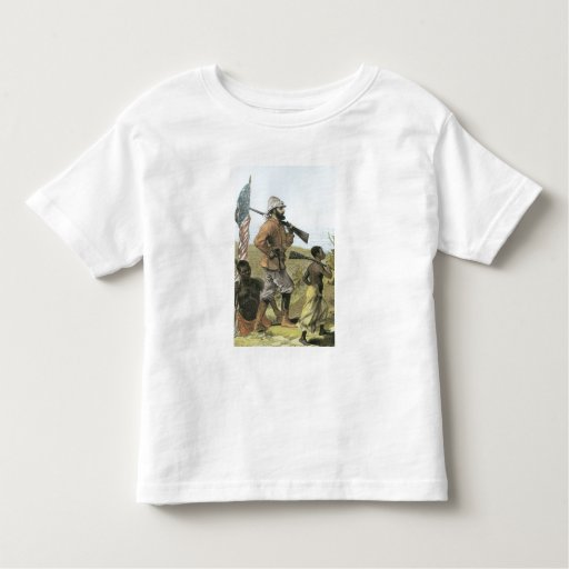 Mr. Henry Morton Stanley (1841-1904) Approaching L Tee Shirts