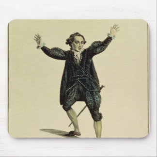 Mr Holman in the Character of Romeo, pub. 1784 Mouse Pad