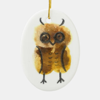 Mr Hooter Ornament
