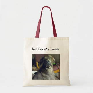 """ Mr Horton's Tote Bag"