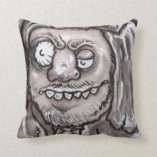 Mr. Hyde Pillow! Throw Pillow