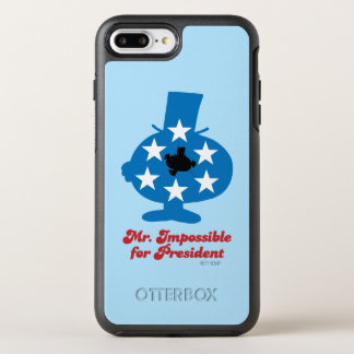 Mr. Impossible For President OtterBox Symmetry iPhone 7 Plus Case