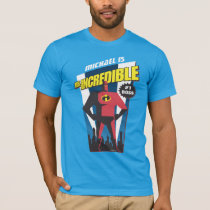 Mr. Incredible | #1 Boss - Father's Day T-Shirt