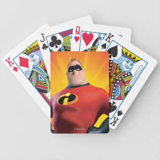 Mr. Incredible 2 Bicycle Playing Cards