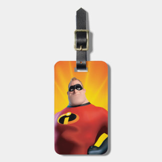 Mr. Incredible 2 Tag For Luggage