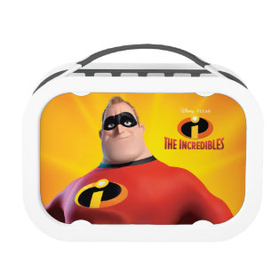 Mr. Incredible 2 Yubo Lunch Boxes