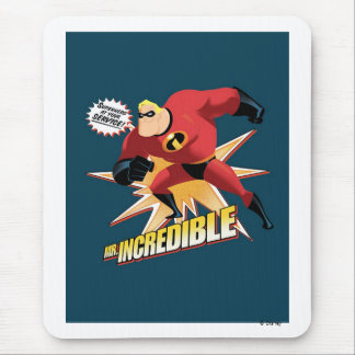 Mr. Incredible Disney Mouse Pad