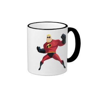 Mr.Incredible Disney Ringer Coffee Mug