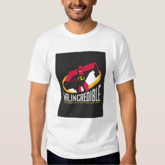 Mr. Incredible  Disney T Shirt