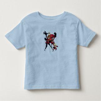 Mr. Incredible Elastigirl Violet Parr Dash Parr Toddler T-shirt