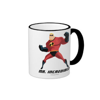 Mr. Incredible - Father's Day Ringer Coffee Mug