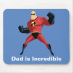 Mr. Incredible Mouse Pad