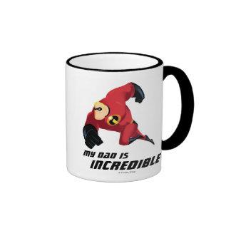 Mr. Incredible - My Dad is Incredible Coffee Mug