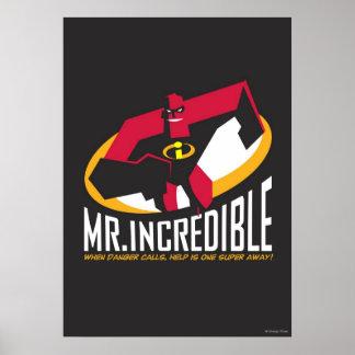 Mr. Incredible Posters