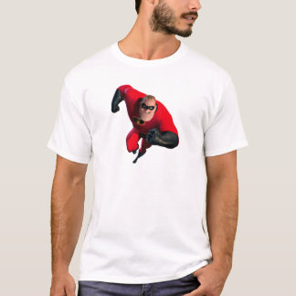 Mr. Incredible Running Disney T-Shirt
