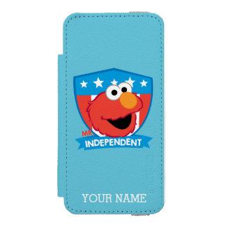 Mr. Independent Elmo Wallet Case For iPhone SE/5/5s
