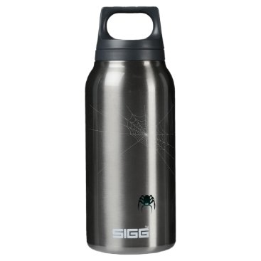 Halloween Themed Mr. Itsy Bitsy Insulated Water Bottle