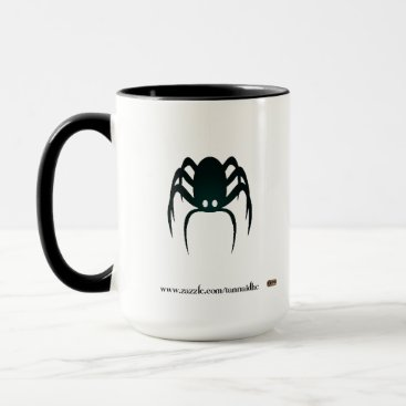 Halloween Themed Mr. Itsy Bitsy Mug