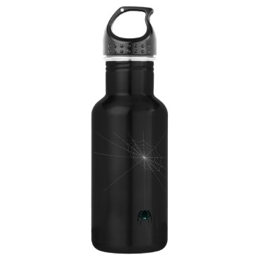 Halloween Themed Mr. Itsy Bitsy Water Bottle