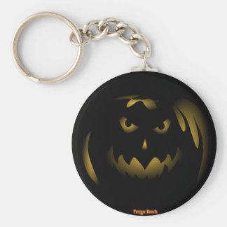 Mr. Jack-O-Lantern Keychain