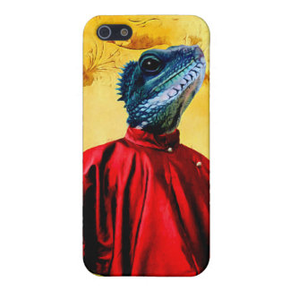 Mr. Jacobson - Iguana: Case For iPhone SE/5/5s
