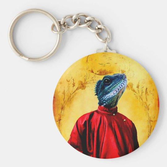 Mr. Jacobson - Iguana: Keychain