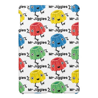 Mr Jiggles - gelatin iPad Mini Covers