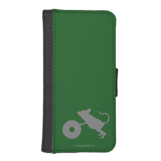 Mr. Jingles from Green Mile iPhone 5 Wallets