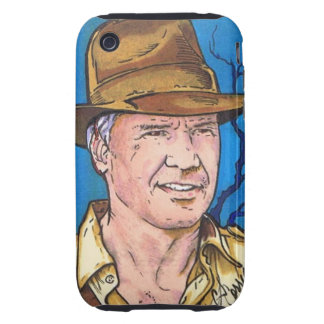 Mr Jones Indy was the Dogs name!! iPhone 3 Tough Cases