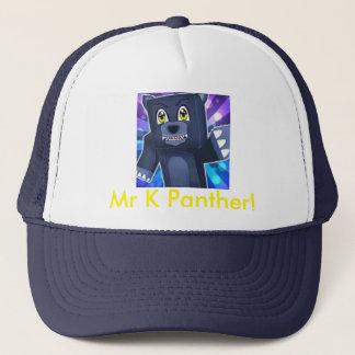 Mr K Panther Hat