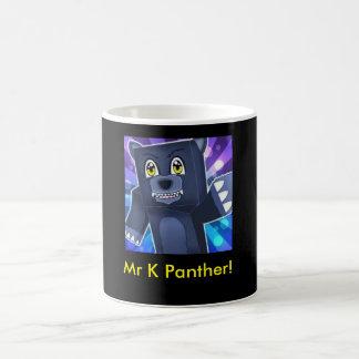 Mr K Panther Mug