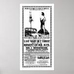 Mr Kite - Poster