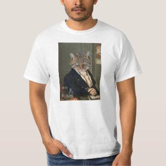 Mr. Kitten T Shirt