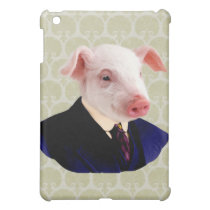 Mr. Langdon - Pig: iPad Mini Cover