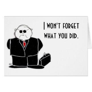 Mr. Lazlo Card