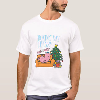 Mr. Lazy Resting On A Couch T-Shirt
