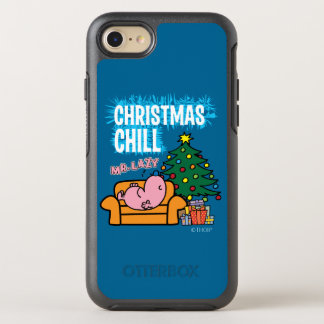 Mr. Lazy's Christmas Chill OtterBox Symmetry iPhone 7 Case