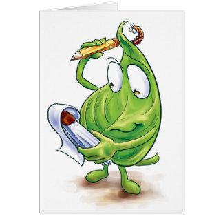 Mr. Leaf - Card 2