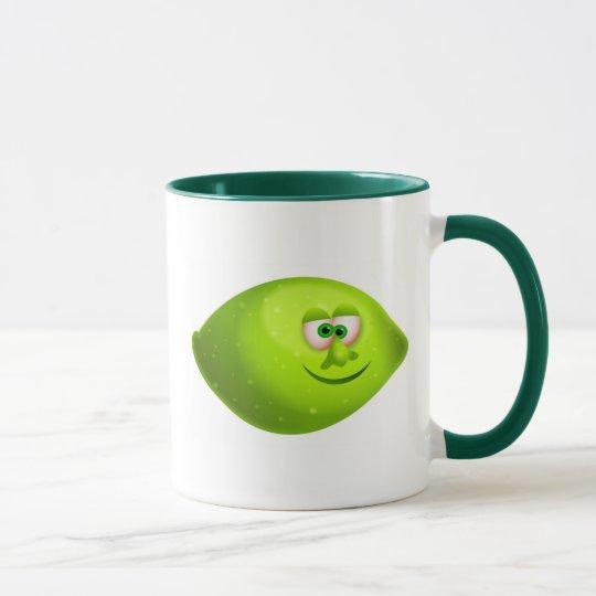 Mr Lime Mug